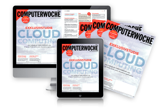 Exklusivstudie: Cloud Computing