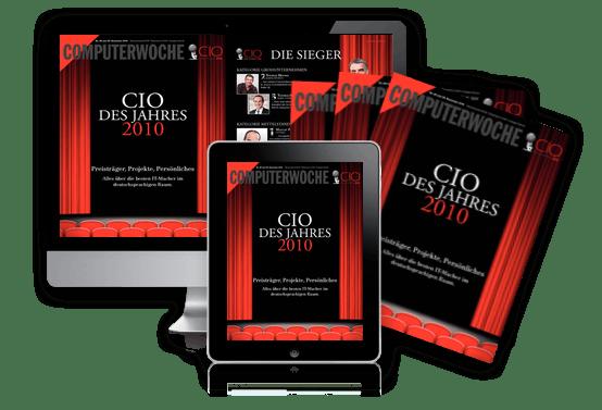 CIO des Jahres 2010