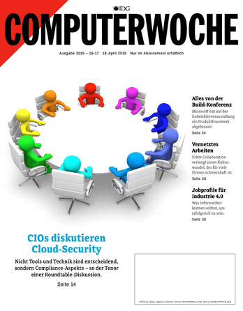 CIOs diskutieren Cloud-Security