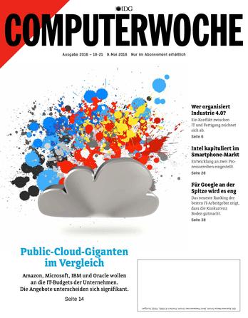 Public-Cloud-Giganten im Vergleich