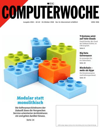 Modular statt monolithisch