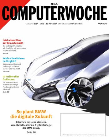 So plant BMW die digitale Zukunft