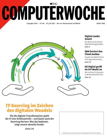 IT-Sourcing im Zeichen des digitalen Wandels