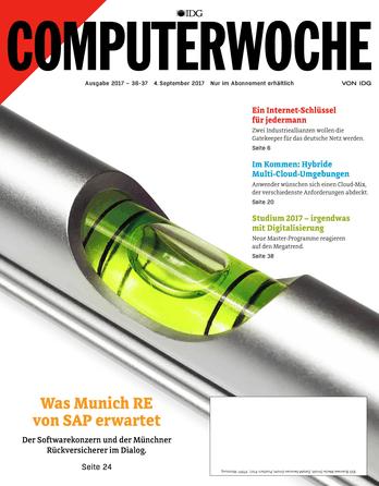 Was Munich RE von SAP erwartet