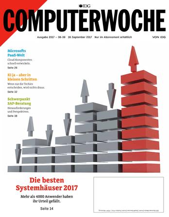Die besten Systemhäuser 2017
