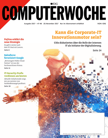 Kann die Corporate-IT Innovationsmotor sein?