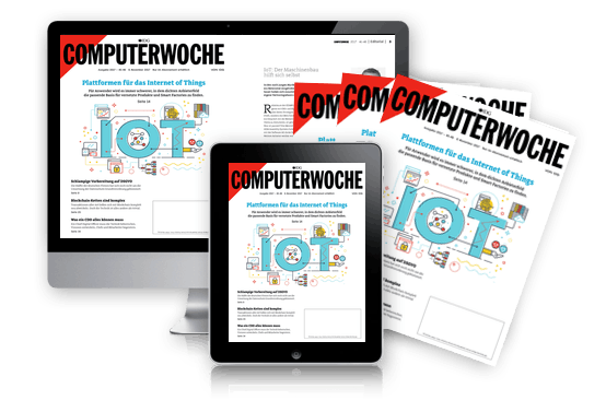 Plattformen für das Internet of Things
