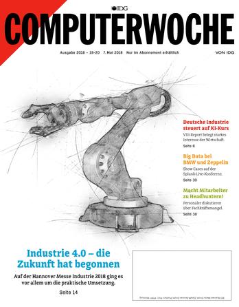 Industrie 4.0 – die Zukunft hat begonnen