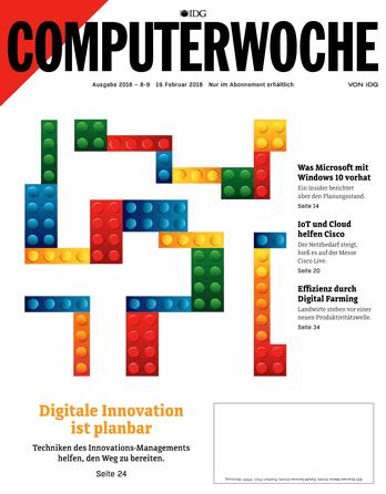 Digitale Innovation ist planbar