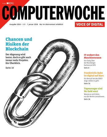 Chancen und Risiken der Blockchain