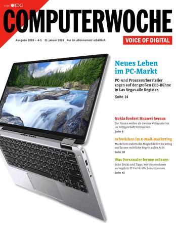COMPUTERWOCHE 04-05/2019